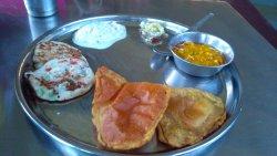 Chauvihar (Dinner) Menu