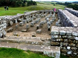 Housesteads Fort and Museum - Hadrian's Wall