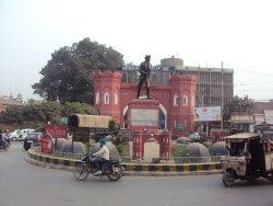 Gandhi Gate