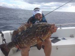 Tortuga Fishing