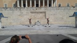 Tomb Of The Unknown Soldier Athens