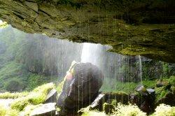 Amidaga Falls