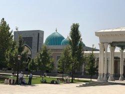 Memorial Complex of Imam Al Bukhari