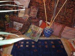 Vetrina etnico, Persian handicraft
