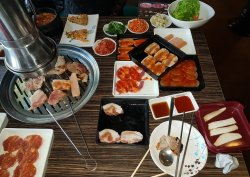 BBQ Korea Korean Buffet