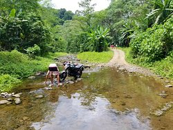 BriBri waterfall (Voilo waterfall) - like adventure? Check it out!