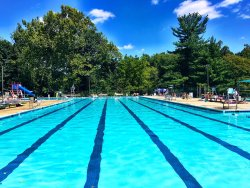 Bethesda Outdoor Pool
