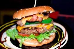 T-Rex Burgers