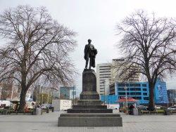John Robert Godley Statue