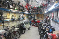 Musée de la Moto d'Entrevaux