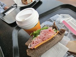Starbucks Coffee Awaji Service Area Downline