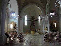 Monastere de Sainte-Scholastique.