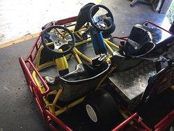 Naki Nitro Indoor Karting Ltd
