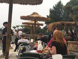 Die schönste Location am Möhnesee, dass Essen ist sehr lecker. Kann ich nur empfehlen.