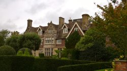 Week-end stay in one of my favourites in the UK
