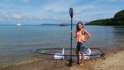 Koh Mak Glass Bottom Kayak