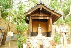 須磨寺境内にあります