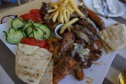 Vrachos Restaurant Palaiokastritsa Corfu Agust 2017 - amazing