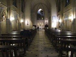 Virgen Inmaculada de Lourdes