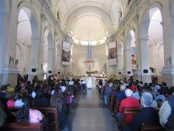Parroquia y Santuario San Cayetano