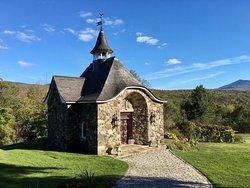 Chapelle Ste Agnès Vineyard