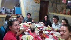 Restaurant at Pucara Tambo