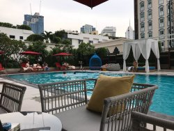 Nice Hotel, Great staff but terrible breakfast