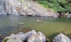 Kattikkayam Water Falls