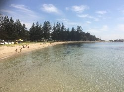 Sorrento Front Beach