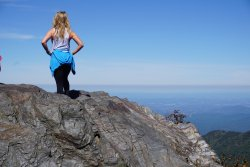健行和露營遊覽