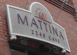 Mattina 2240 Cafe