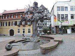 Paradiesbrunnen