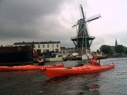 Zeebaard Kayak Tours Haarlem