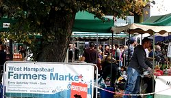 ‪West Hampstead Farmers' Market‬