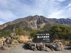 Mt. Sakurajima