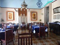 Restaurante Romantico San Severino