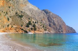 Agios Georgios Dysalona Beach