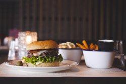 Dognvill Burger Trondheim