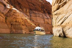 Lake Powell Resorts & Marinas Boat Tours