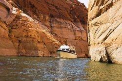 Lake Powell Resorts & Marinas Boat Tours