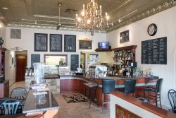 CReMA espresso bar and cafe