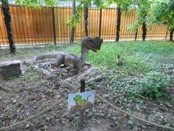 """Парк динозавров """"Затерянный Мир"""""""