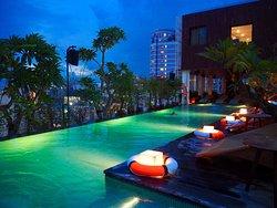 Fabulous kwirky hotel in great spot
