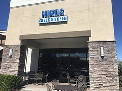 Niko's Greek Kitchen