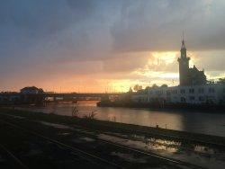 Das Alte Hafenamt