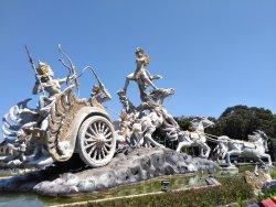 Patung Satria Gatotkaca