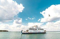 Wightlink Isle of Wight Ferries