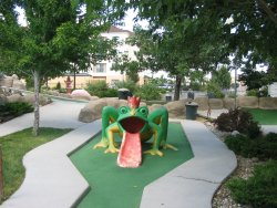 Magic Carpet Golf