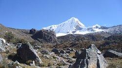 Cordillera Blanca Summit