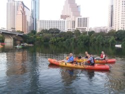 Austin Kayak Tours